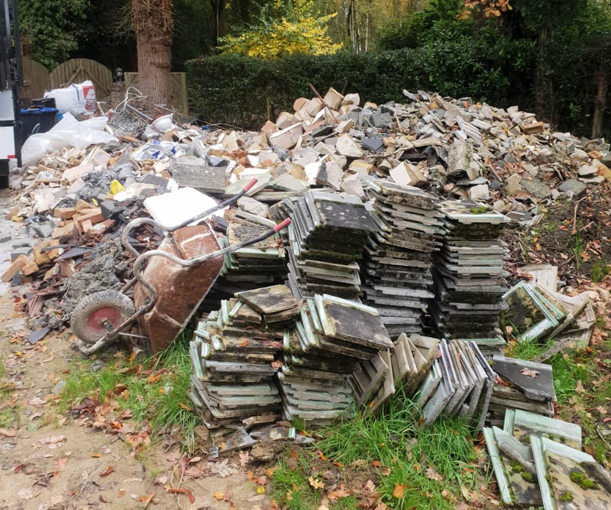 Builders Waste Removal Worcester Park