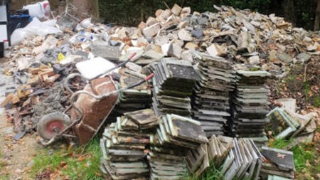 Builders Waste Removal Worcester Park