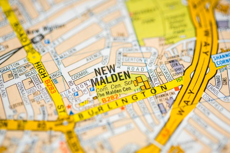 Professional waste clearance in New Malden and surrounding areas