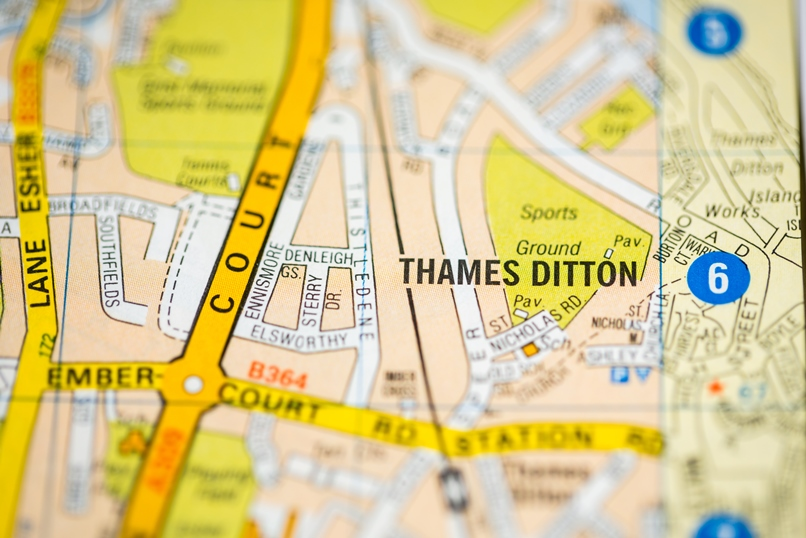 Professional Waste Clearance In Thames Ditton And Surrounding Areas